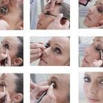 Maquiagem escura passo a passo – Sombra, Como fazer