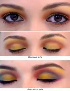 maquiagem das famosas 232x300 Maquiagem das Famosas   Como fazer Passo a Passo