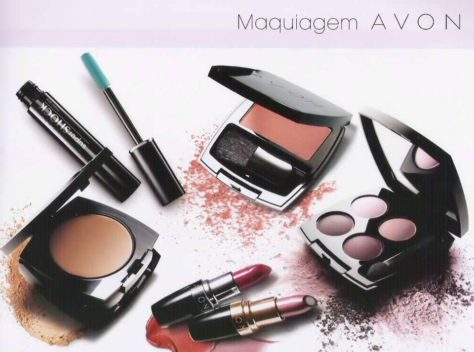 maquiagem avon Maquiagens Avon   Preços, Comprar